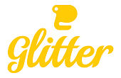 Glitter-Logo-y